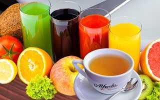 Что лучше пить утром. Полезные утренние напитки
