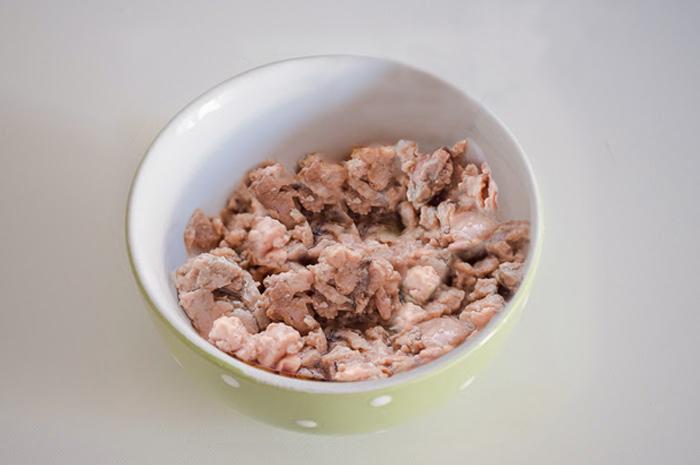 Консерва для салата Мимоза