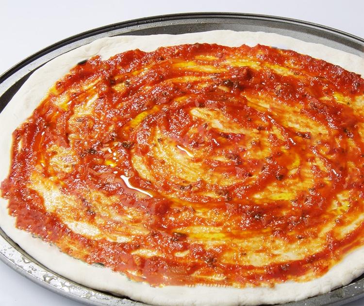 Пицца - приготовление