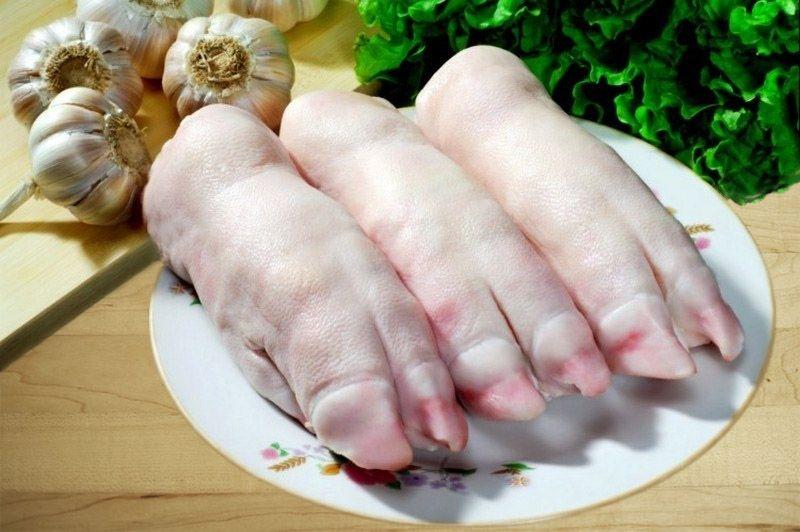 Свиные ножки